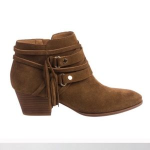 New Franco Sarto Gonzalez Ankle Booties